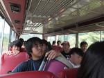 バスの中にて