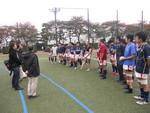 公式戦 駒澤大戦