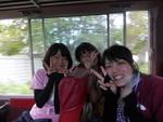 合宿6日目 帰りのバス